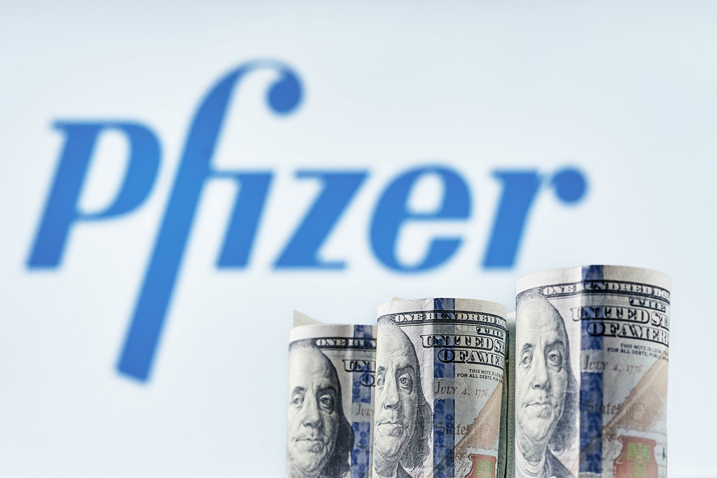 Pfizer selling an additional package of COVID-19 doses