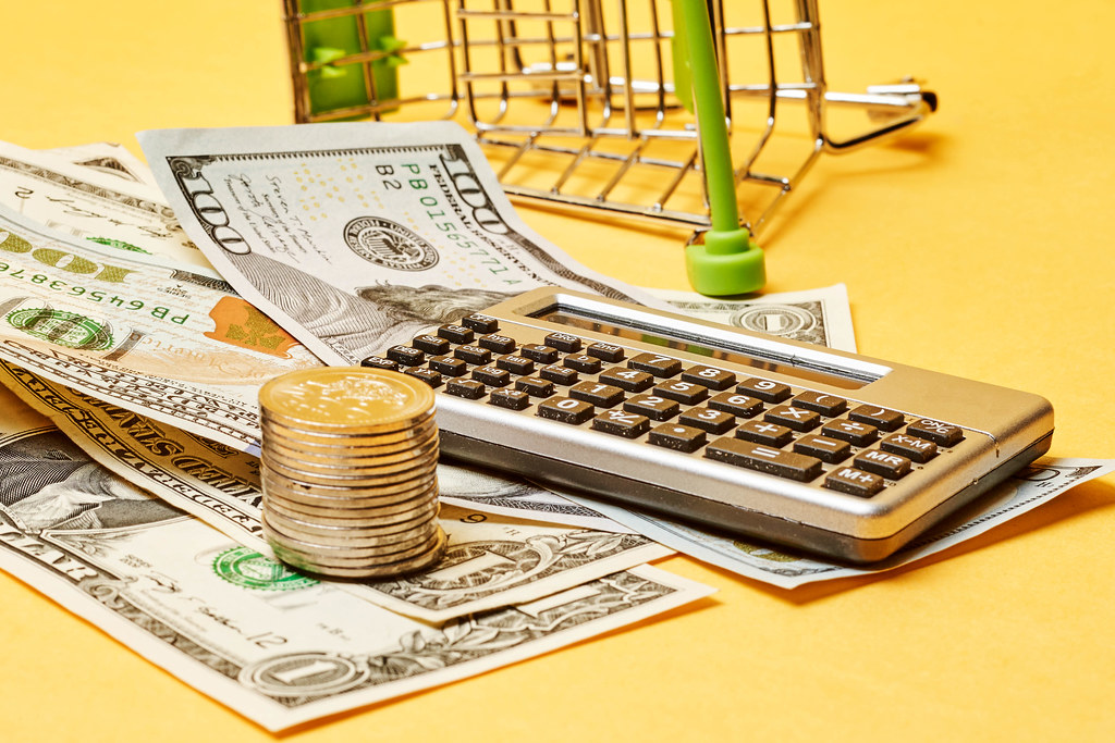 Planning monthly family budget