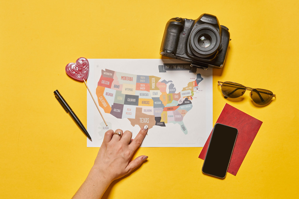 Planning travel to United States of America