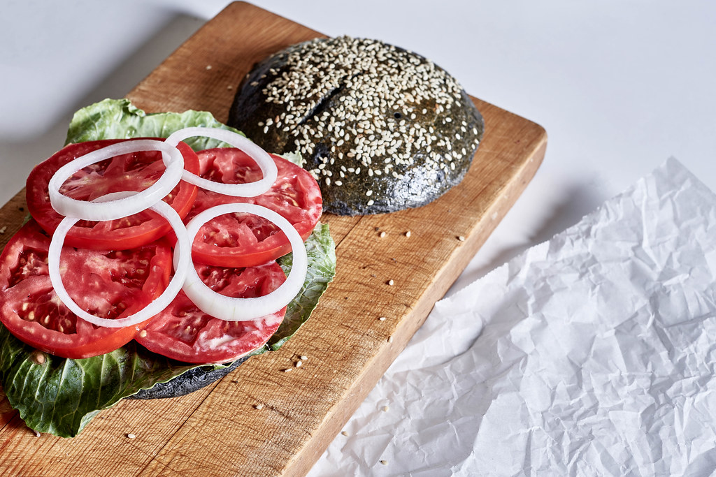 Process of making delicious homemade hamburger