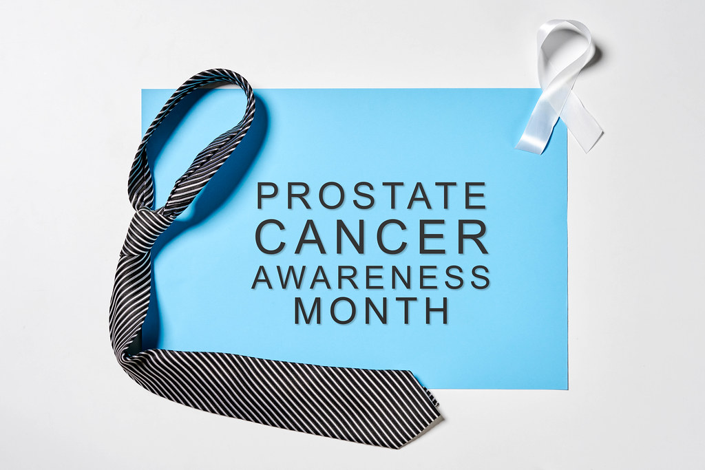 Prostate Cancer Awareness Month banner
