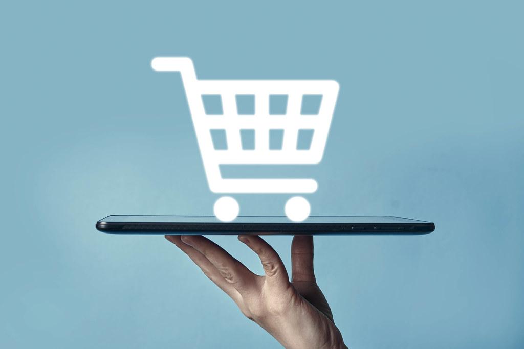 Purchasing goods online