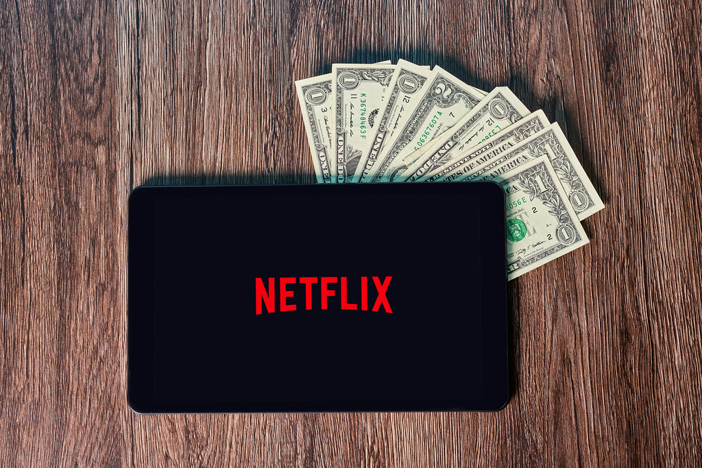 Purchasing Netflix subscription