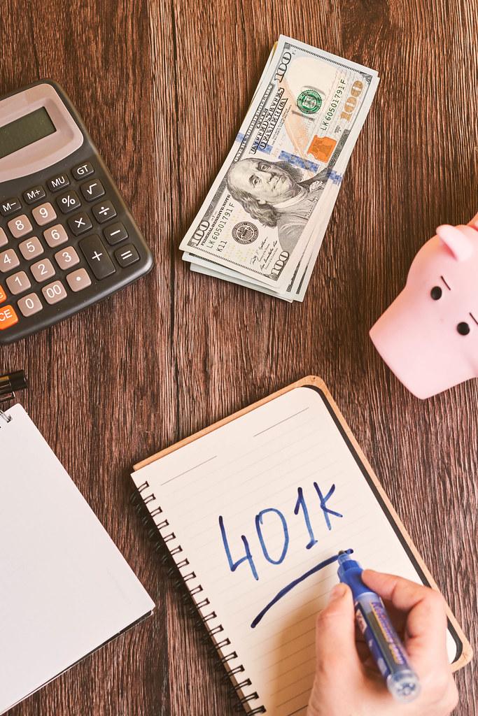 Retirement plans - 401k
