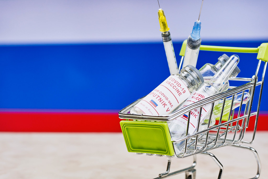 Russian Federation selling Sputnik-V vaccine