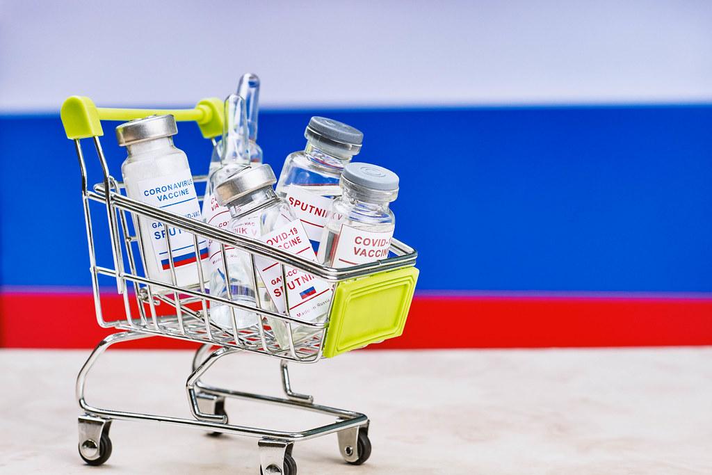 Russian government ordering Covid-19 vaccine