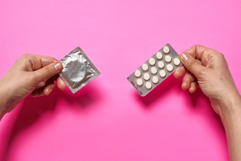 Sexual health concept