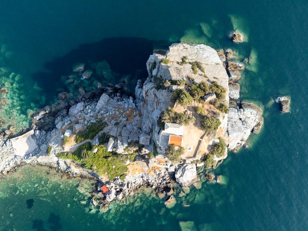 Skopelos: Bird