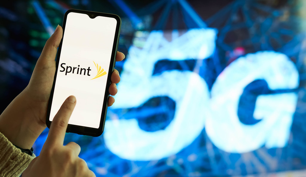 Sprint joined 5G network
