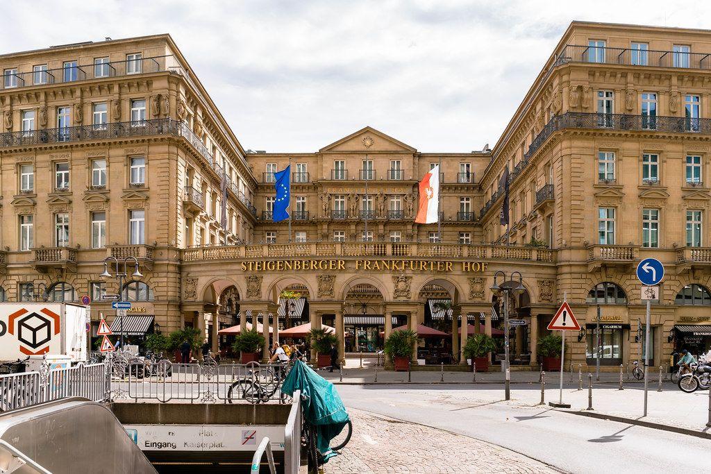 Steigenberger Frankfurter Hof hotel
