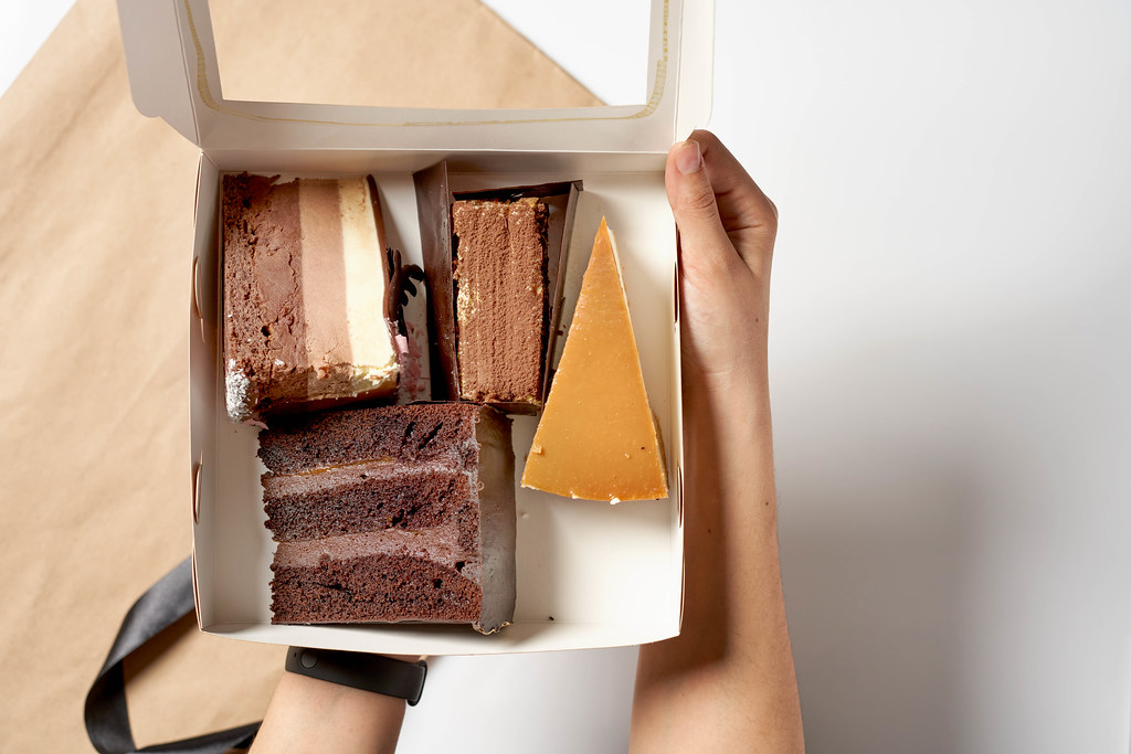 Sweet delicious desserts delivery