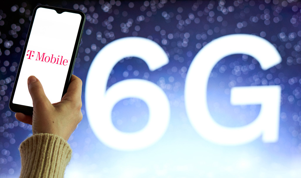 T-Mobile offering new 6G network
