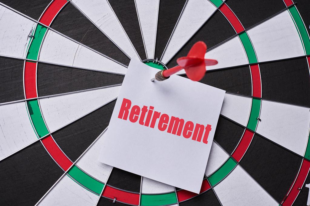 Target for retirement
