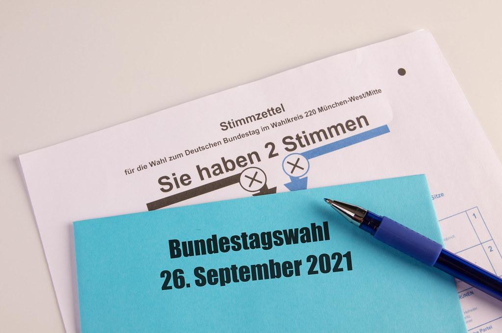 Termin für die nächste Bundestagswahl