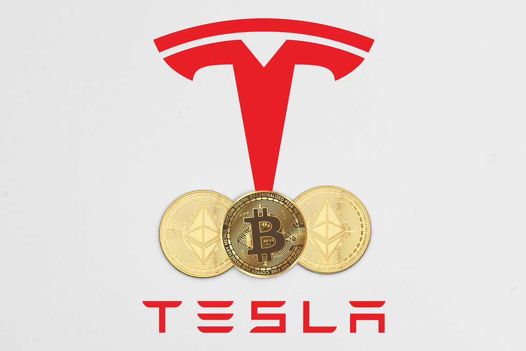 Tesla starts accepting crypto asset as payment