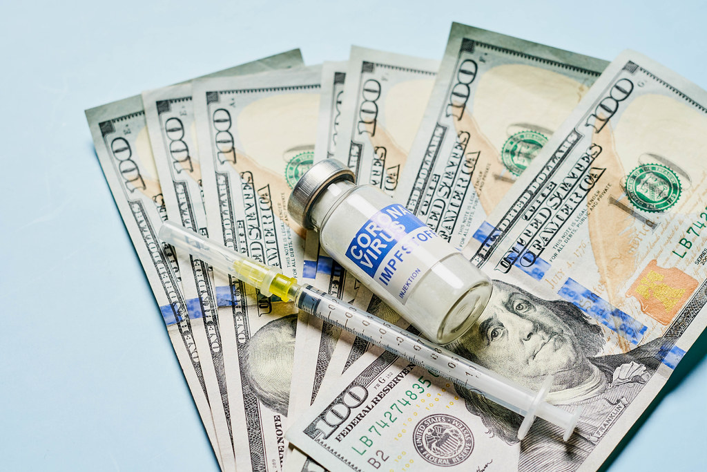 The rising cost of covid vaccines