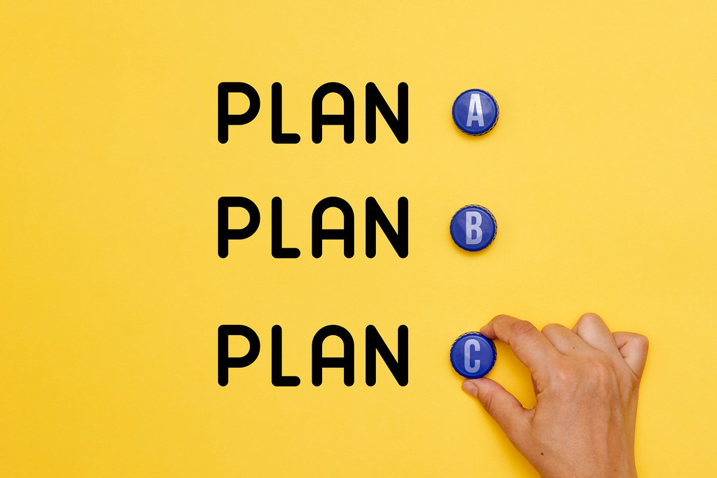 Three extra plans for worst-case scenarios