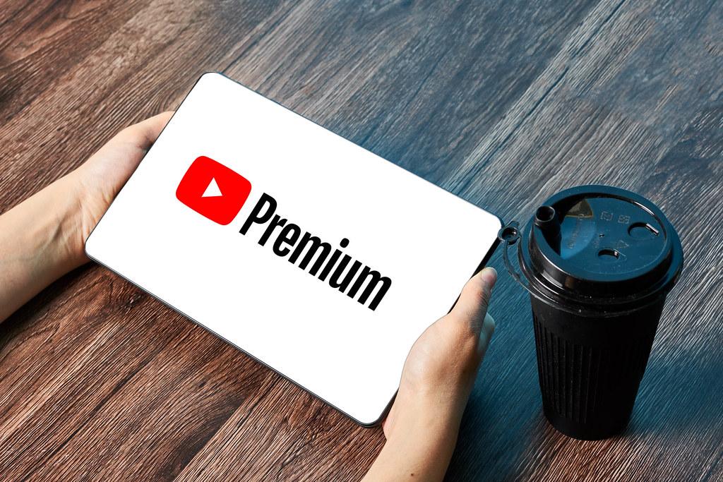 Using YouTube Premium