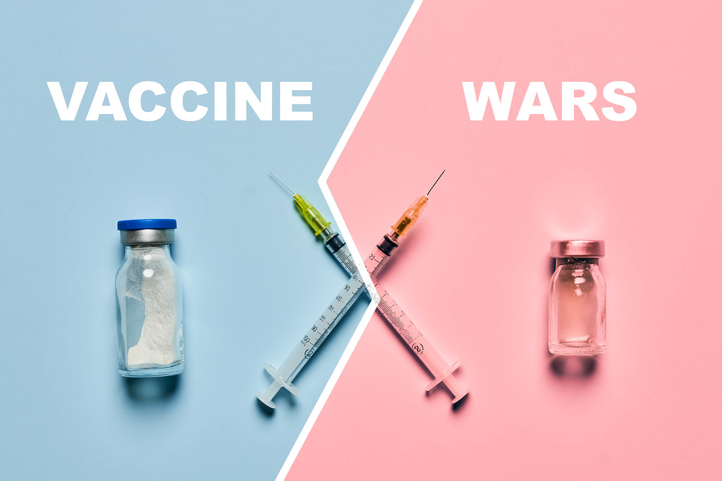 Vaccines wars - vaccines became ammunition in global diplomacy