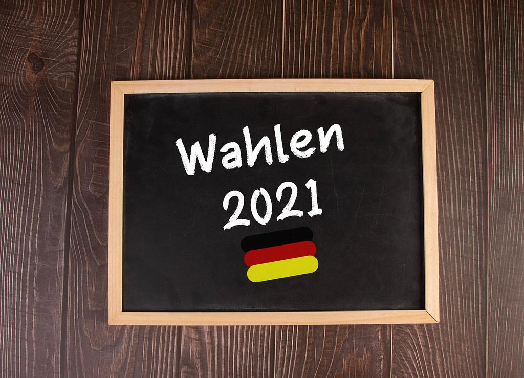 Wahlen 2021 - Konzept Tafel