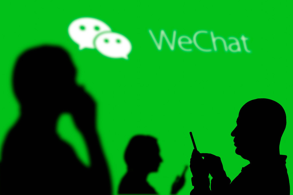 WeChat most popular app in China