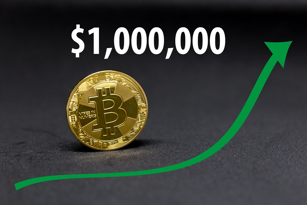 Will Bitcoin ever pass $1,000,000. Incredible price prediction?
