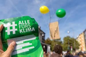 #AllesfürsKlima: Der Hashtag zum weltweiten Klimastreik-Protesttag, zur Abwendung der Klimakrise