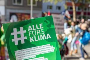 #AllesFürsKlima Infobroschüre zum globalen Klimastreik über die weltweite Klimakrise