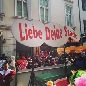 #LiebeDeineStadt #Isso #Cologne #Rosenmontag #thisiscologne #karneval #instapic #love
