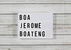 """""""Boa"""" - Jérôme Boateng kommt mit Magazin in Handel"""