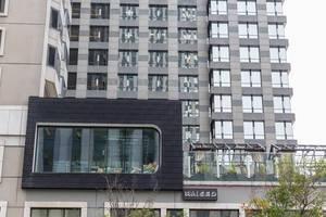 """""""Raised""""-Bar mit Dachterrasse für einen Blick über Chicago, Amerika"""