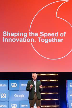 """Shaping the speed of innovation. Together"": the topic of Hannes Ametsreiter"
