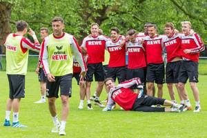 1. FC Köln Mannschaftsfoto