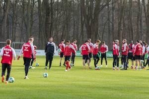 1. FC Köln Training am 30.01.2018