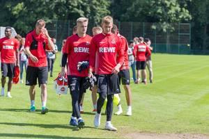 1. FC Kölns jungen Torwarte - Zugänge 2018/2019