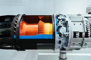 1940 – BMW 003 turbojet aircraft engine