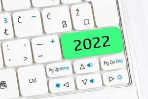2022 green keyboard button