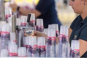 3000 Liter Freibier: Zapfanlage mit Gaffel Kölsch Bier