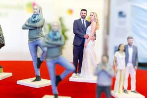 3D.me Figuren - Gamescom 2017, Köln