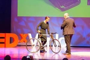 3D printed Bike XT-CF20