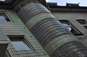 70er Jahre Fassade in Köln
