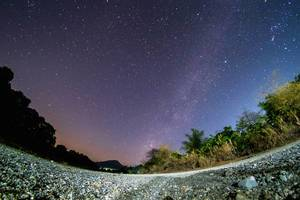 A starry night in Patnongon, Antique