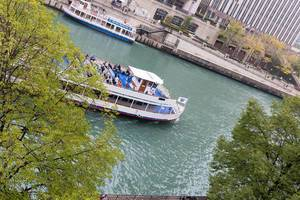A Wendella sightseeing boat