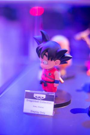 Actionfigur Goku von Dragon Ball Z