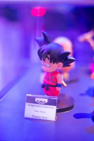 Actionfigur Goku von Dragon Ball Z