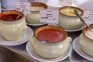 Adschika und andere russische Saucen
