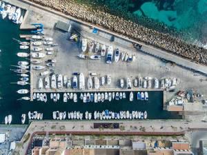 Aerial of Club Nàutic Ca