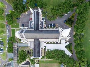 Aerial of St. Andrew