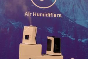 Air Humidifier von Clean Air auf der IFA Berlin 2018