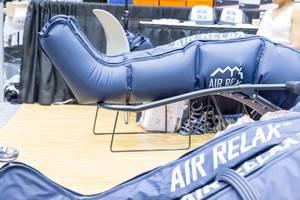 Air Reflex compression boots